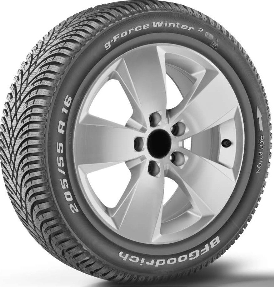 Bfgoodrich G Force Winter 2 Suv 21555 R18 99 V Voidapl