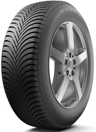 Michelin Alpin 5 22555 R17 97 H Run Flat Moe Voidapl