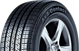 Opony Continental Continental Conti4x4Contact