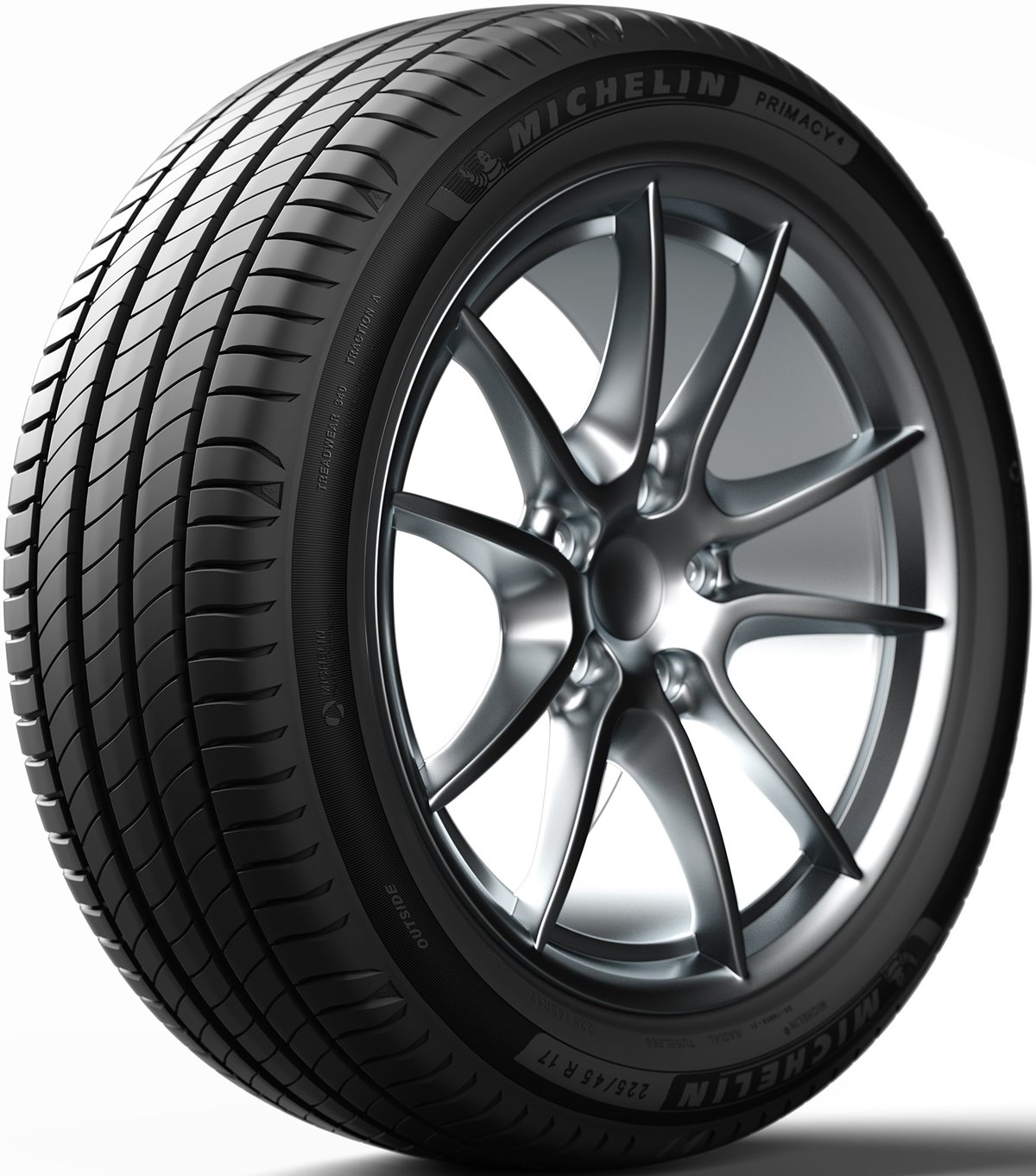 Michelin Primacy 4 22545 R17 94 W Xl Fr Voidapl