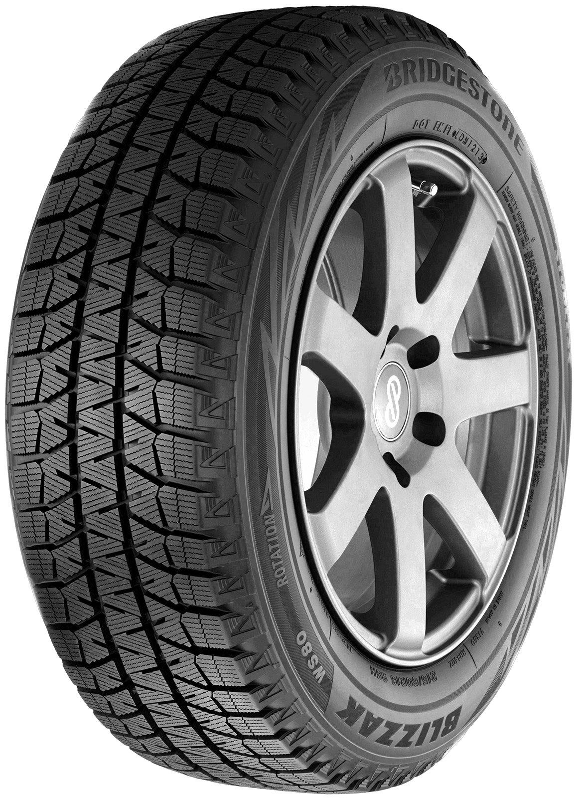 Bridgestone Blizzak Ws80 22560 R17 99 H Voidapl