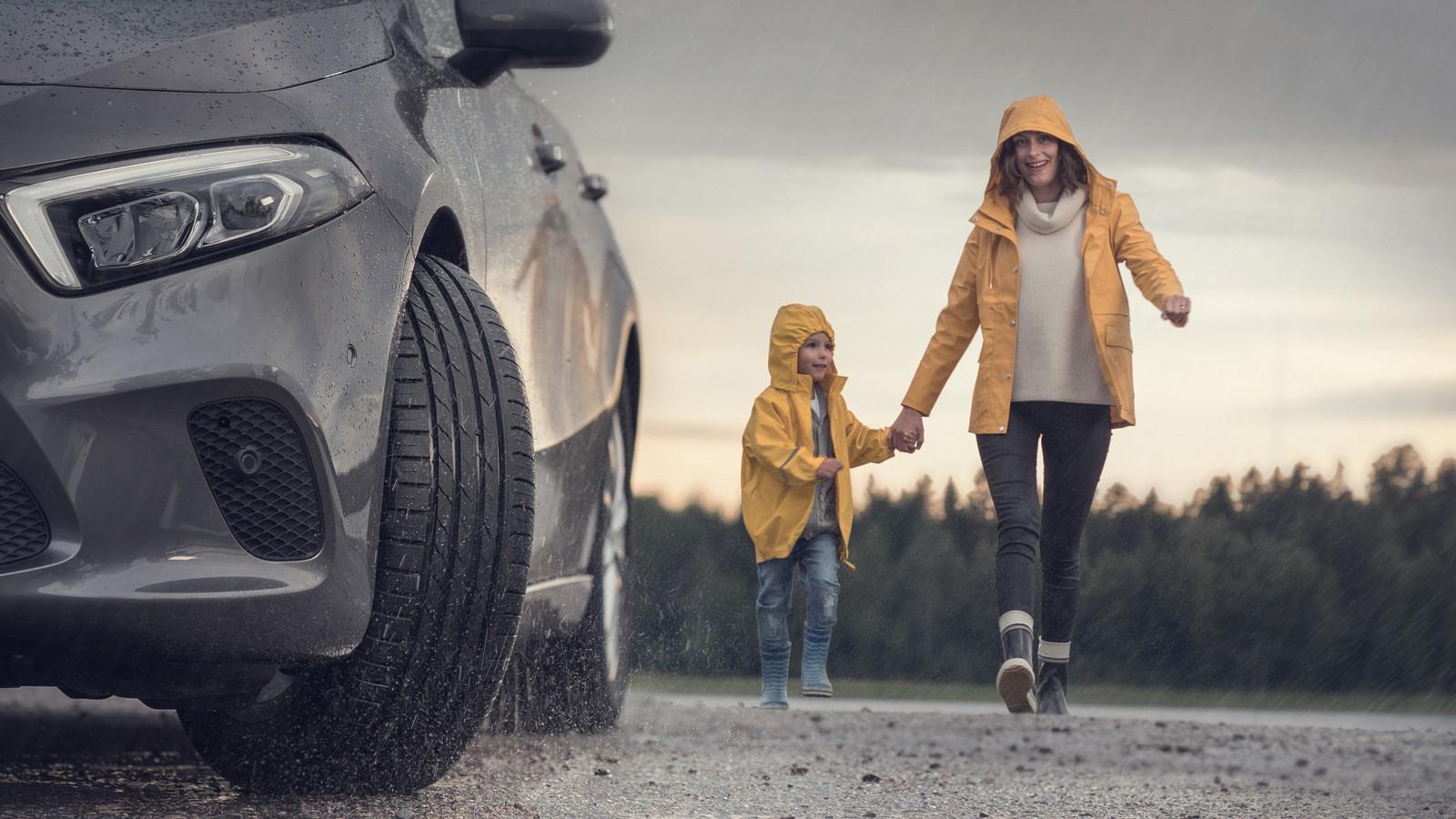 Opony Letnie Nokian Wetproof Komfort I Bezpieczeństwo Jazdy W